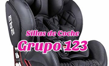 Sillas de coche Grupo 123